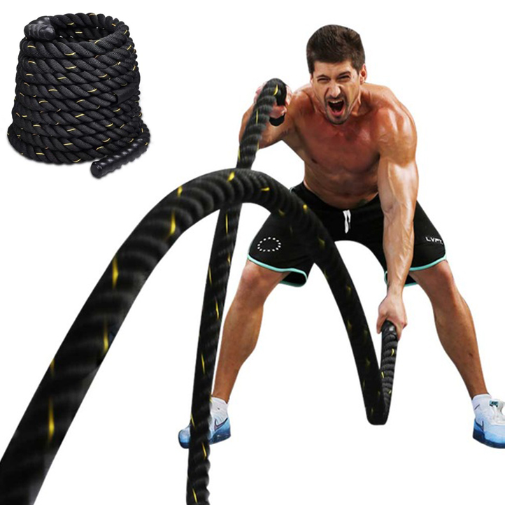 Dây thừng tập gym