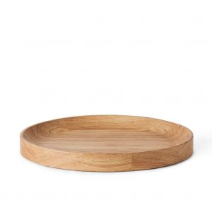 Khay gỗ Oval